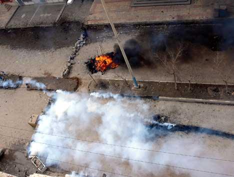 Yüksekova'da Newroz Gerginliği 13