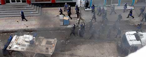 Yüksekova'da Newroz Gerginliği 15