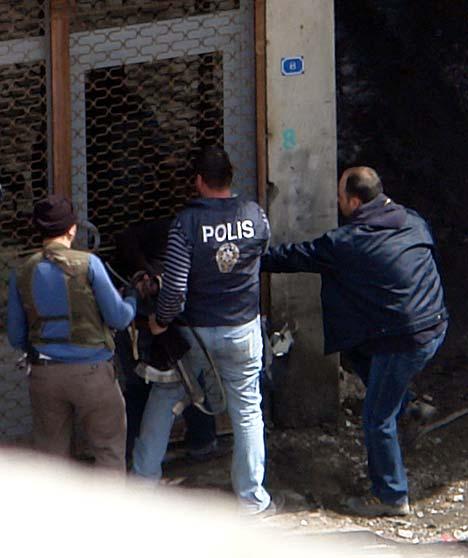 Yüksekova'da Newroz Gerginliği 17