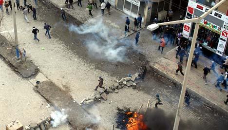 Yüksekova'da Newroz Gerginliği 19