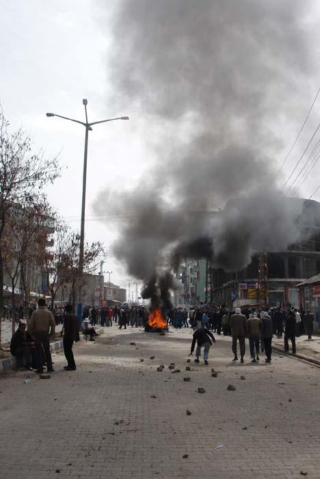 Yüksekova'da Newroz Gerginliği 24
