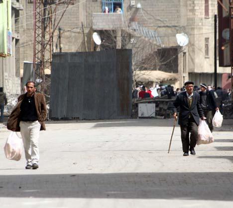 Yüksekova'da Newroz Gerginliği 29