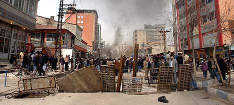Yüksekova'da Newroz Gerginliği 3