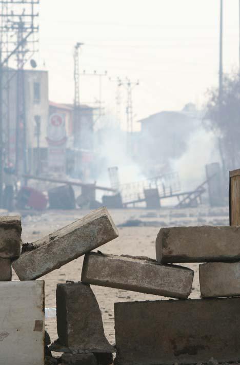 Yüksekova'da Newroz Gerginliği 37