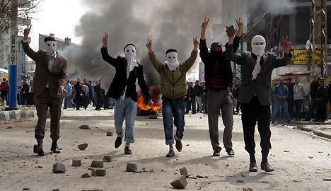 Yüksekova'da Newroz Gerginliği 5