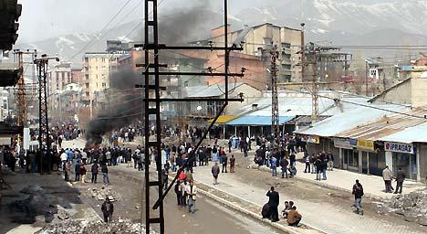 Yüksekova'da Newroz Gerginliği 6