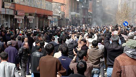 Yüksekova'da Newroz Gerginliği 8