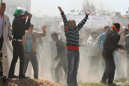 'Toprak Günü'nde bir kişi toprağa düştü 1