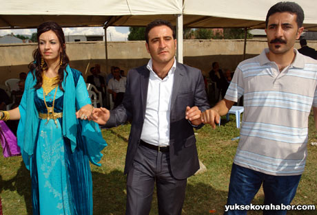 Yüksekova Düğünleri (08 Temmuz 2012) 190