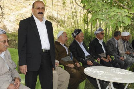 Aralarında husumet bulunan aileler barıştı 37