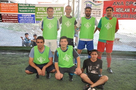 Hakkari turnuvasında final maçı oynandı 8