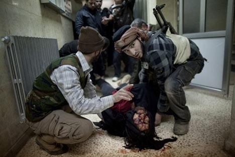 Hama'da ikinci katliam: 305 ölü 1