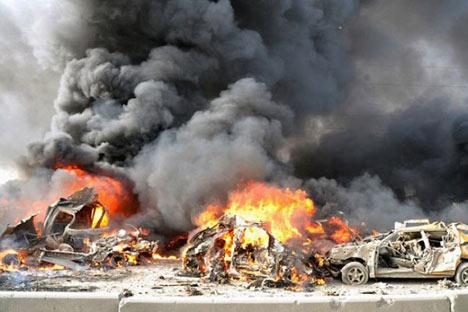Hama'da ikinci katliam: 305 ölü 11