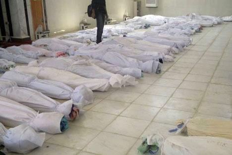 Hama'da ikinci katliam: 305 ölü 12