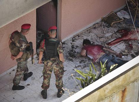 Hama'da ikinci katliam: 305 ölü 13
