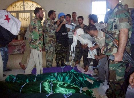 Hama'da ikinci katliam: 305 ölü 20