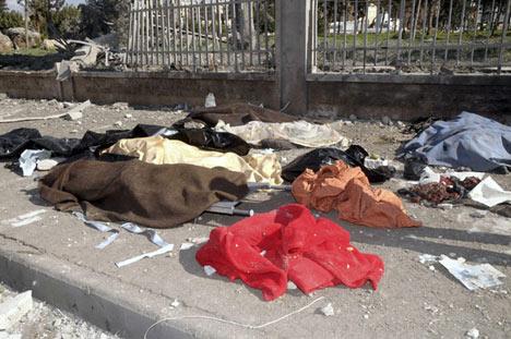 Hama'da ikinci katliam: 305 ölü 3