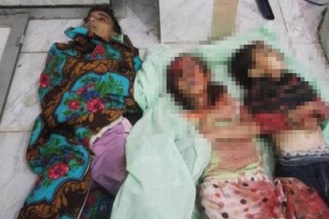 Hama'da ikinci katliam: 305 ölü 4