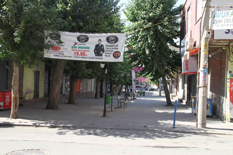 Diyarbakır'da miting hareketliliği 11