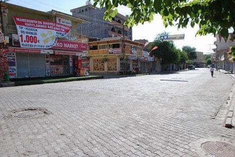 Diyarbakır'da miting hareketliliği 17