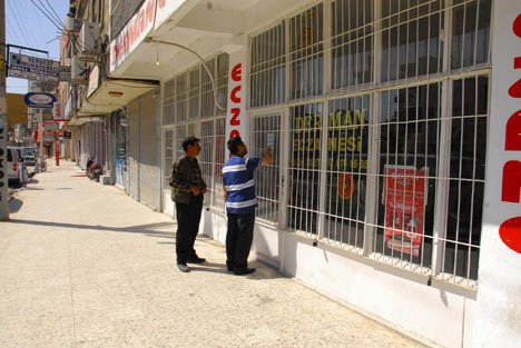 Diyarbakır'da miting hareketliliği 22