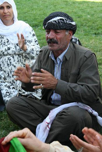 Diyarbakır'da miting hareketliliği 23