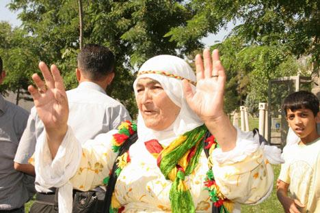 Diyarbakır'da miting hareketliliği 3