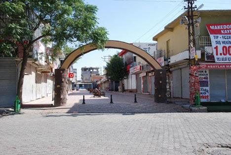 Diyarbakır'da miting hareketliliği 5