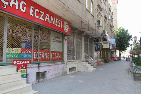 Diyarbakır'da miting hareketliliği 8
