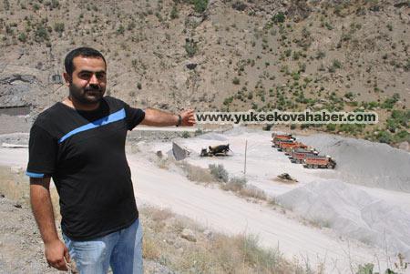 Baraj yapımında çalışan araçlar ateşe verildi 31