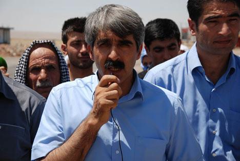 Diyarbakır'da polis ablukası 11