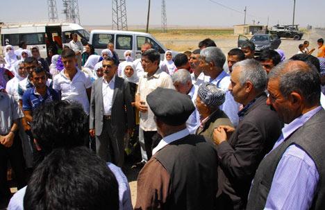 Diyarbakır'da polis ablukası 3