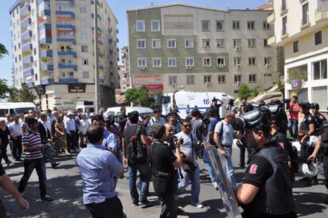 Diyarbakır savaş alanına döndü 12