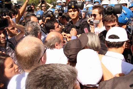 Diyarbakır savaş alanına döndü 16