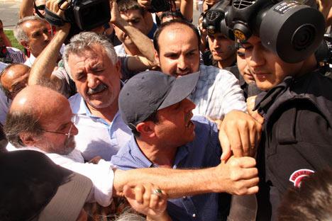 Diyarbakır savaş alanına döndü 18