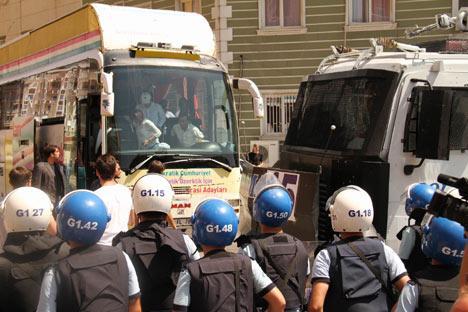 Diyarbakır savaş alanına döndü 21