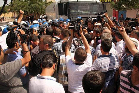 Diyarbakır savaş alanına döndü 23
