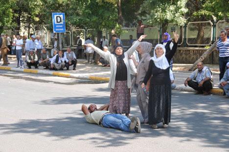 Diyarbakır savaş alanına döndü 6