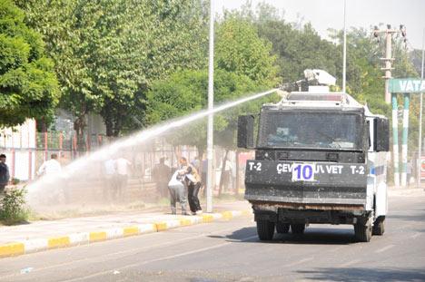 Diyarbakır savaş alanına döndü 7