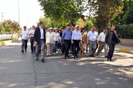 Diyarbakır'da BDP'li vekillere müdahale 25