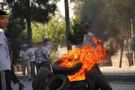 Diyarbakır'da BDP'li vekillere müdahale 31
