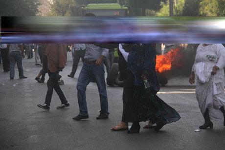 Diyarbakır'da BDP'li vekillere müdahale 34