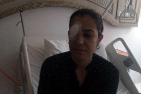 Diyarbakır'da BDP'li vekillere müdahale 76
