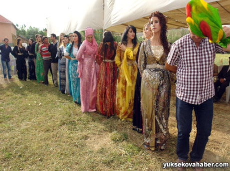 Yüksekova Düğünleri (15 Temmuz 2012) 166