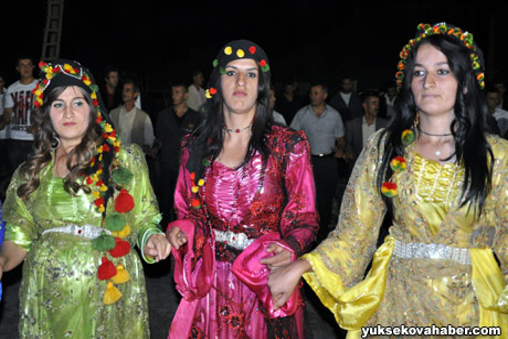 Yüksekova Düğünleri (15 Temmuz 2012) 53