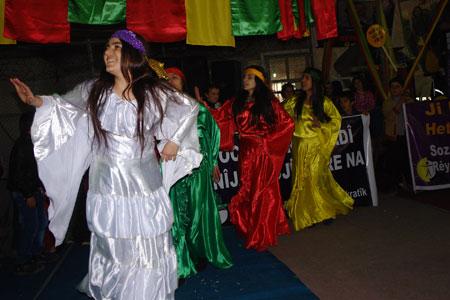 Şemdinli'de 8 Mart Kutlaması 1