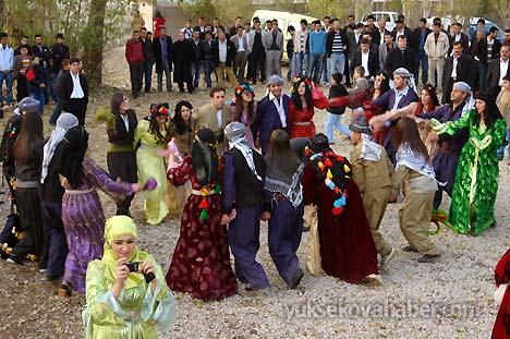 Otantik bir sonbahar düğünü 9