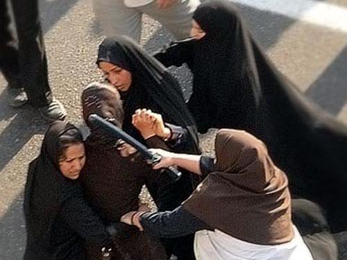 İran'da kadın olmak 1