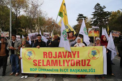 Diren Rojava İstanbul seninle 17