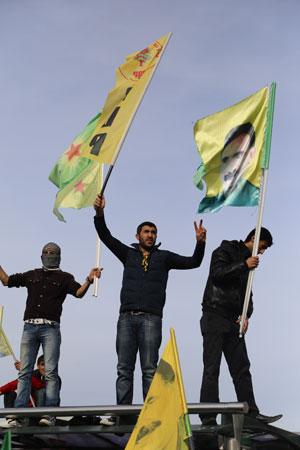 Diren Rojava İstanbul seninle 19